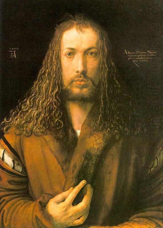 Albrecht Durer (My Brother's Winter Coar)